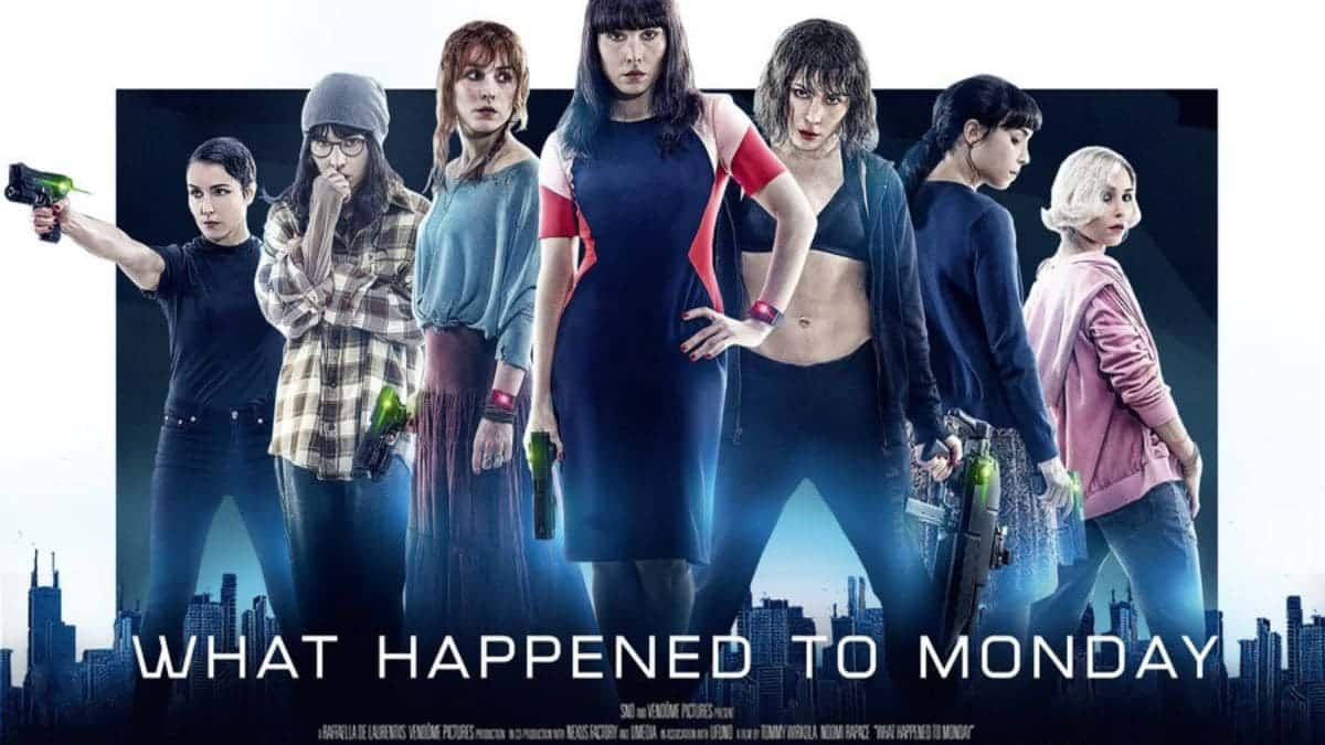 What Happened to Monday 2017 Sinopsis What Happened to Monday (2017)